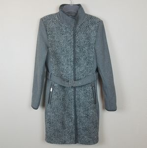 Vince Camuto twill wool jacket